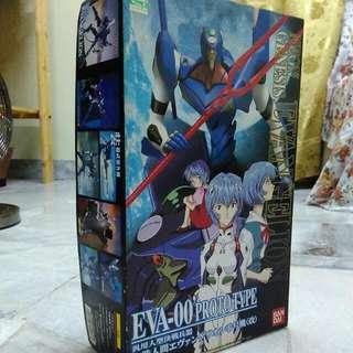Bandai Evangelion Unit 00 Ayanami Rei Model Kit