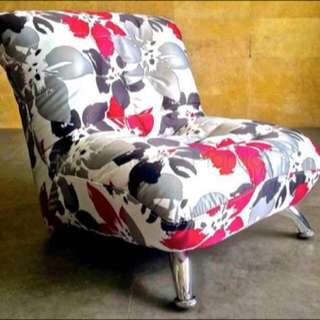 Avino Moonta Chair With Floral Pattern (repriced)