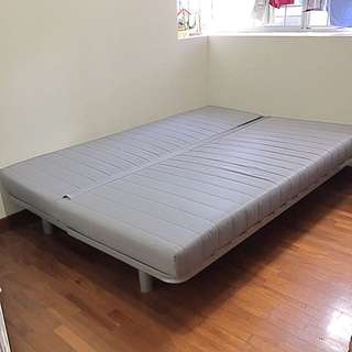 Ikea Queen/Double Sofa Bed