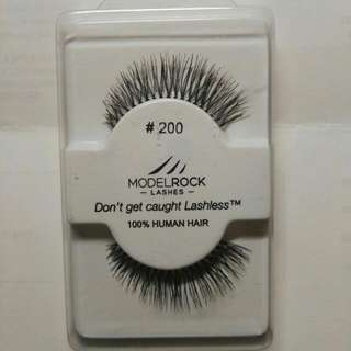 Modelrock #200 Lashes