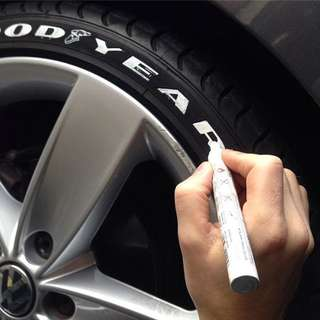 Paint Marker  ORIGINAL (Pen Tayar)