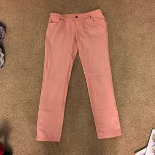 "Sass & Bide ""Loveshady"" Jeans Size 29 Blush Pink"