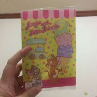 Binder A6 Tom And Jerry