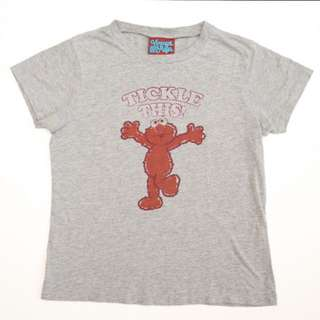 Vintage Rags - Tickle This! Elmo T-Shirt Tee - Ladies size XS