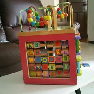 A Wooden Toy