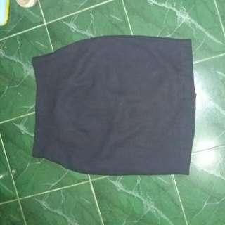 Preloved Black Shirt Formal