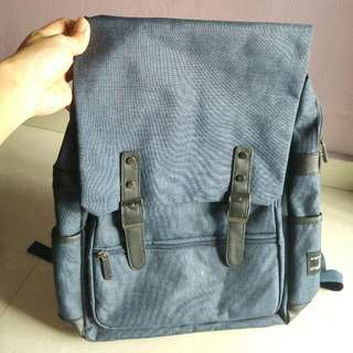 Large Virtual Galletto (New york) Backpack