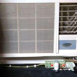 急售 東元窗型冷氣機 (二手 功能一切正常