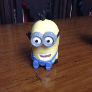 Minion Happy Meal Toy