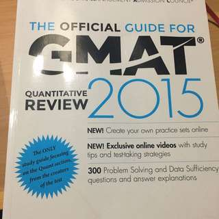 GMAT 2015 Office Guide Problem Solving And Data Sufficiency Questions And Answer Explanation