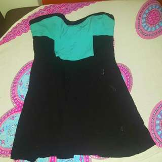 Womens Size 14 Bardot Mini Dress