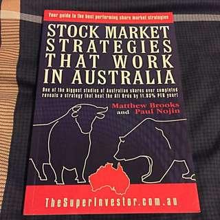 Stock Market Strategies That Work In Australia