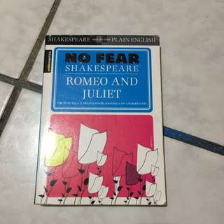 No Feae: Romeo And Juliet