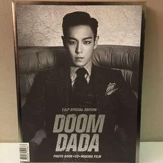 BIGBANG T.O.P DOOM DADA SPECIAL EDITION (KR version)