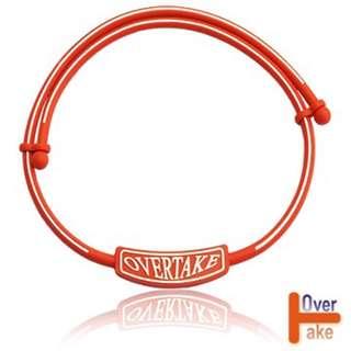 【OVERTAKE】暢銷款 紅白運動項鍊