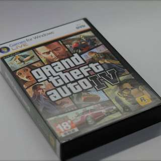 GTA IV Game For Windows