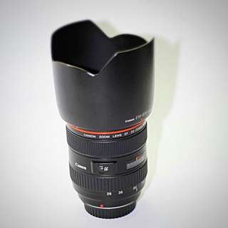 Canon EF 28-70mm F 2.8