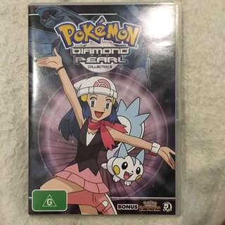 Pokemon Diamond and Pearl Collection 2