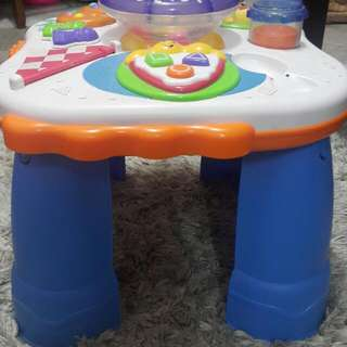 Fisher Price Working Table For Todler