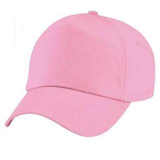 PROMO!! Baseball Cap Baby Pink
