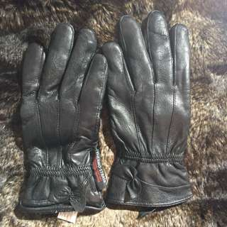 Thermo Leather Gloves