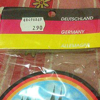 Germany Souvenir Coaster