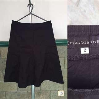 Preloved Black Skirt