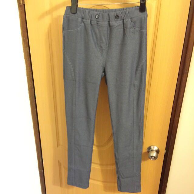 貼身褲(黑和灰色)