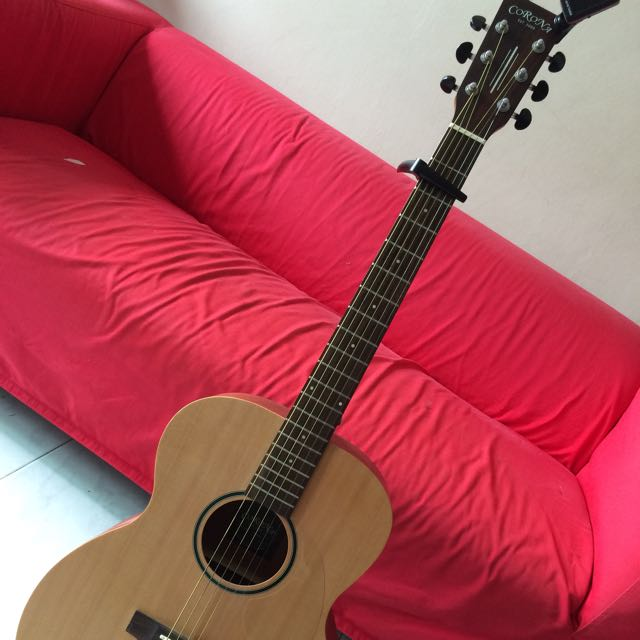 Acoustic Guitar (Reserved)