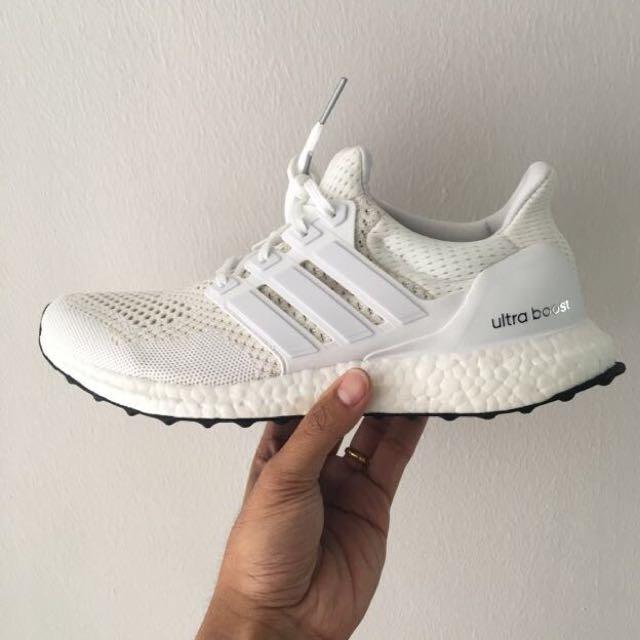 6f1e96870 Adidas Ultraboost v1.0 White