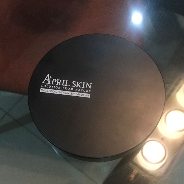 April Skin BB Cushion in #23