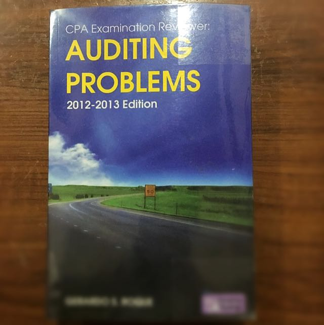 Auditiong Problems By Roque