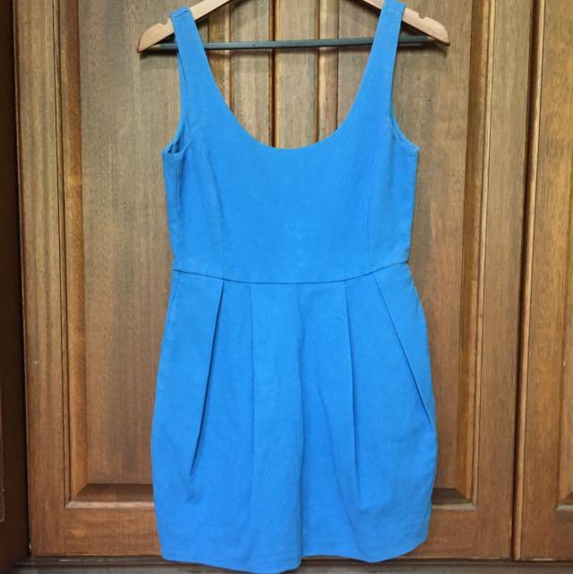Authentic Zara TRF dress