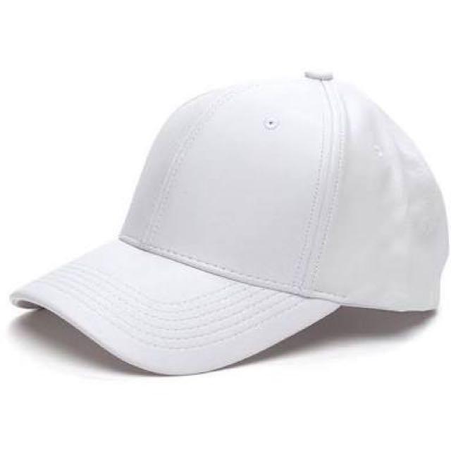 PROMO!! baseball cap white