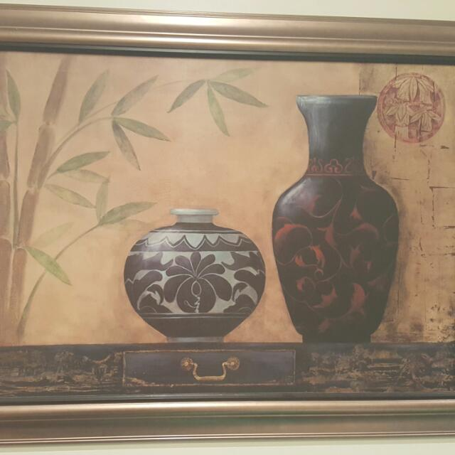 Beautiful painting From Home Sense