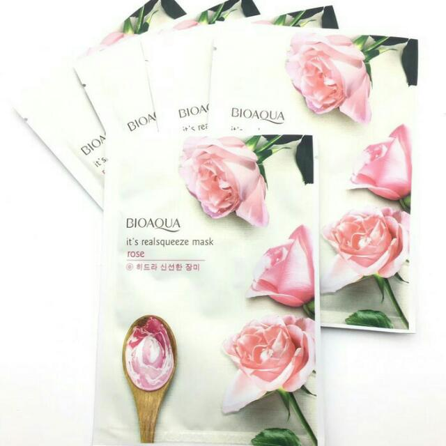 BIOAQUA SHEET MASK - All Variant
