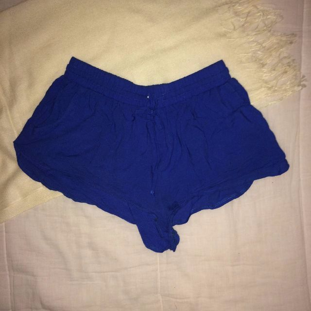 Blue Beach Shorts