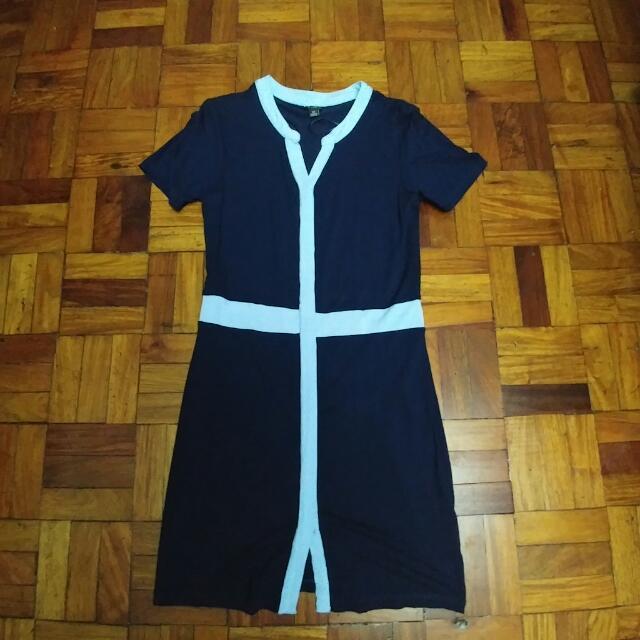 [Repriced]Blue Dress