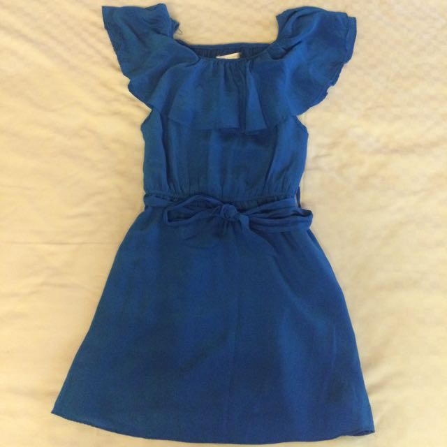 Blue Dress Import