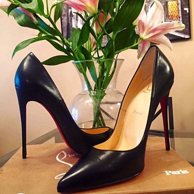 Brand New Louboutin So Kate 120's Size 40 (tight fitted)