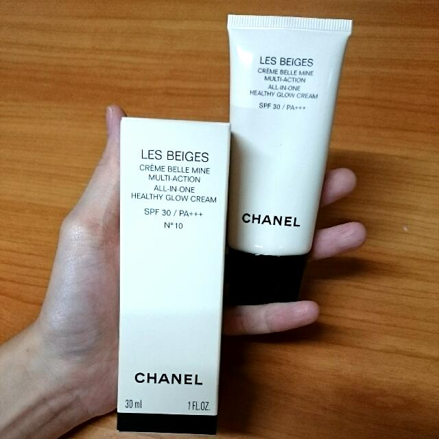 Chanel Les Beiges高機能bb粉凝露