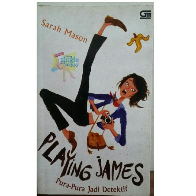 Chicklit: Playing James