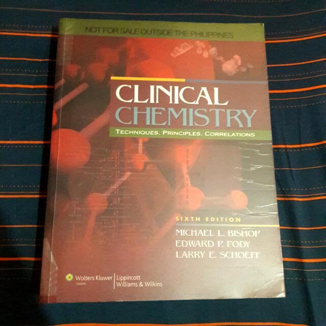 Clinical Chemistry 6th Ed