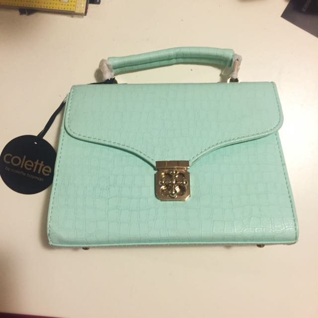 Colette Mint Green Small Bag