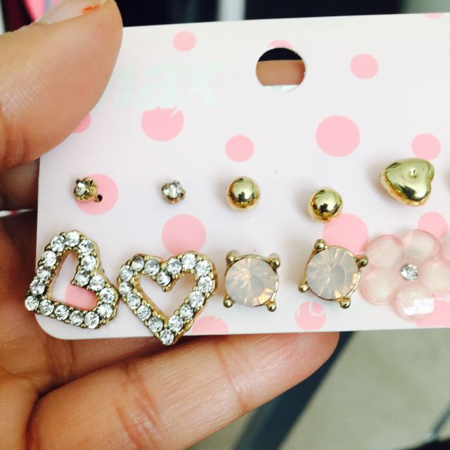 Cute Little Earrings