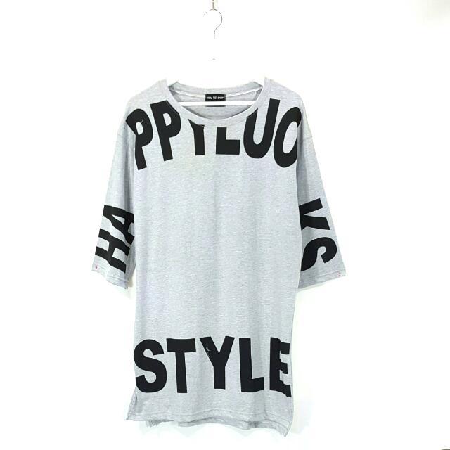 Dress/kaos Panjang BKK