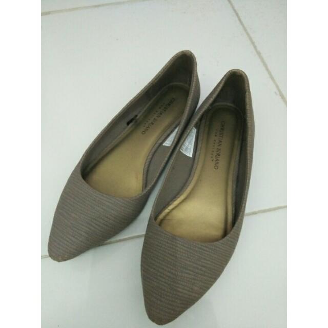 Flat Shoes Cristian Siriano