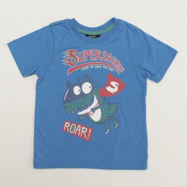 George - Supersaurus T-Shirt - Size 2