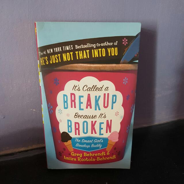 Its called a breakup because its broken the smart girls breakup photo photo photo photo fandeluxe Image collections