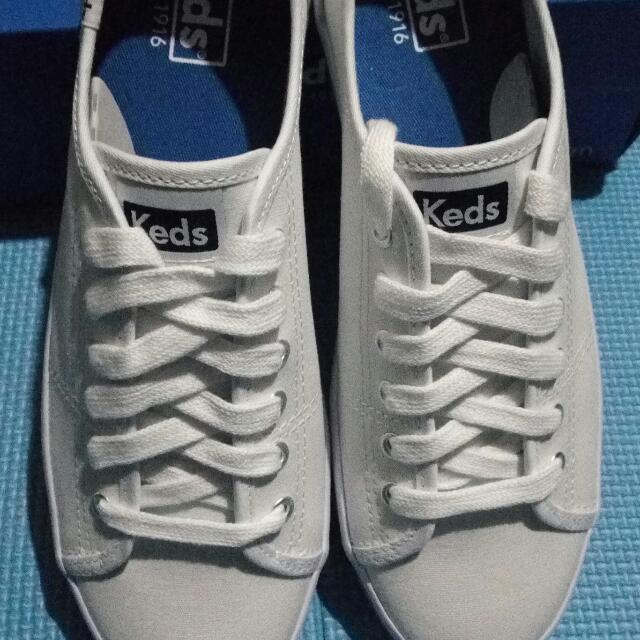 Keds Authentic Kicksmart White